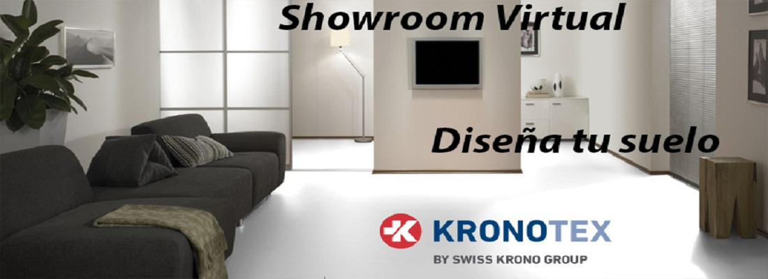 Showroom KRONOTEX