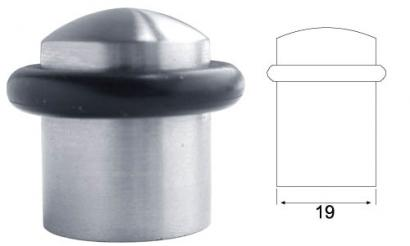 Tope Pta.Acero Inox.TPI-04/19mm.VARIETY